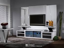 Design For Tv Cabinet Wooden Living Room Beautiful Cool Design White Cabinet Large Led Tv