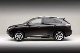 lexus rx 350 package prices 2010 lexus rx 350 pricing unveiled autoevolution