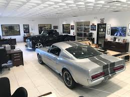 Affordable Muscle Cars - dallas showroom gateway classic cars