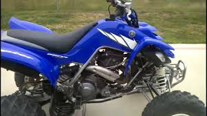 2005 yamaha raptor 660r very clean quad youtube