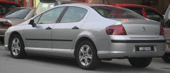 peugeot wiki file peugeot 407 first generation rear serdang jpg