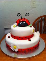 ladybug birthday party favors dessert chocolate dipped rice
