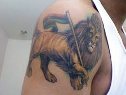 of judah tattoo