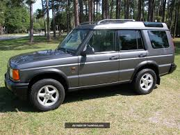 discovery land rover 2000 land rover discovery series ii information and photos momentcar