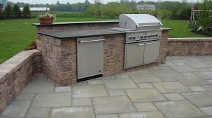built in grills bbq island outdoor kitchen ideas images pictures