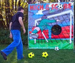 carnival rentals kick score soccer hawaiian entertainment carnival