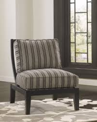Ashley Furniture Accent Chairs Striped Accent Chair Foter