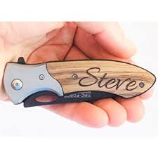 5th anniversary gifts for him tac tf876 personalized laser engraved tactical pocket knife