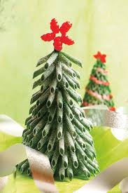 crafts for tree ornaments with