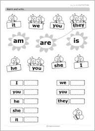 basic english worksheets for kindergarten sea animals match