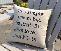 Home Decor Throw Pillows Best 25 Stenciled Pillows Ideas On Pinterest Stencil Pillow