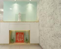 taman bukit indah altar design from ht interior design u0026 build