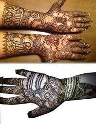 these artists specialize in providing henna tattoos for all