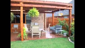 backyard patio ideas backyard patio ideas for small spaces youtube