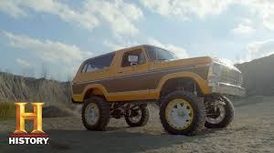 Vintage Ford Truck Steel Wheels - detroit steel bonus off roading the bronco history youtube