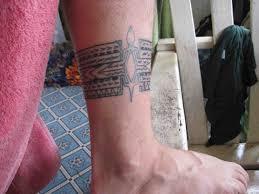 drought in samoa u003d traditional samoan tattoo karen and dave in samoa