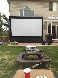 backyard movie night canadiangeek net