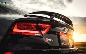 sunset audi sunset audi rs7 sportback black rs7 up audi great cars