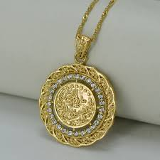 necklace pendant size images Anniyo two size turks pendant necklace arab coin for women gold jpg