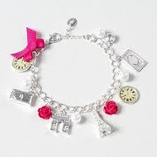 Paris Themed Charm Bracelet Best 25 Silver Charms Ideas On Pinterest Silver Charm Bracelet