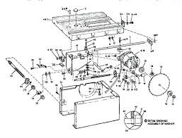 craftsman table saw parts sears table saw parts craftsman table saw parts manual craftsman