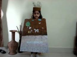 fancy dress for kids theme nature youtube