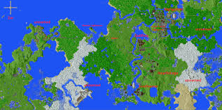 Minecraft Map Seeds Its Been A Year My Friend And I Started This Map Minecraft