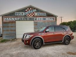 suv nissan 2017 nissan armada captures suv of texas focus daily news