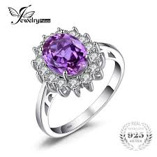 ring diana aliexpress buy jewelrypalace princess diana 3 22 ct created