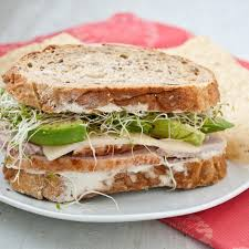 turkey avocado and sprout sandwich neighborfood