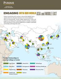 Map Of The Middle East And Asia by Asia And Middle East Office Of Corporate And Global Partnerships