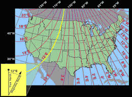 magnetic declination map green trail maps
