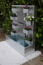 modele jardin contemporain fontaines de jardin magnifiques jardin du luxembourg la