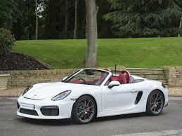 Porsche Boxster Black - stock tom hartley jnr