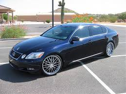 lexus gs wheels gs300 350 awd staggered wheels tires clublexus lexus forum