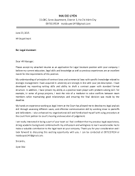 Sample Legal Assistant Resume by Uyen Mai Cover Letter Legal Assistant