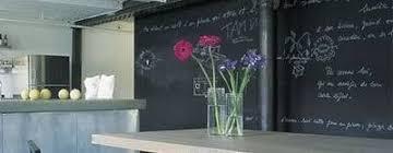 chalkboard kitchen wall ideas chalkboard paint ideas inspirations for the kitchen walls