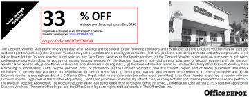 office depot coupons november 2014 office depot furniture coupon code pinned april 30th 15 off 75 at