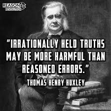 Henry Meme - thomas henry huxley meme reason revolution