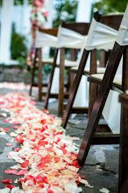 36 best red petal wedding aisles images on pinterest