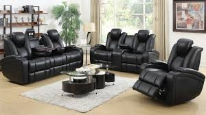 black leather living room set modern house awesome ideas reclining living room sets small home decoration