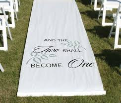 aisle runners the 7 most common aisle runner questions answered by bridesvillage