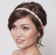 bridal headband i bridal headband by sash co notonthehighstreet