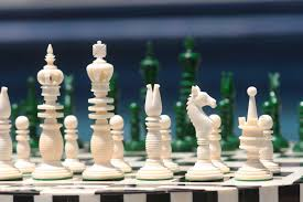 chess sets from the chess piece chess set store moscawa ivory and