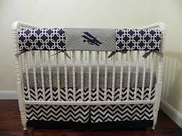 Baby Boys Crib Bedding by Amazon Com Nursery Bedding Bumperless Baby Crib Bedding Set