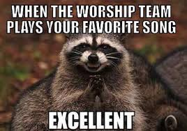 Memes Song - 10 funny memes every worship lover will understand project inspired