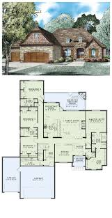 French European House Plans French Country House Plan 82236 Total Living Area 2413 Sq Ft 4