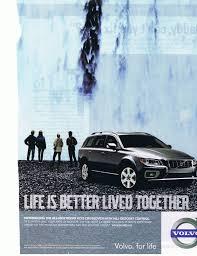 car ads a family man u0027s car analysis of volvo u0027s ad campaign