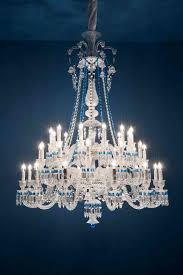 Bacarat Chandelier Baccarat U0027s Lumieres Out Of The Box Collection Instyle Com