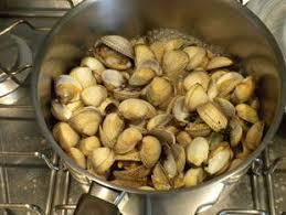 cuisiner les coques cuisine facile com comment préparer des coques